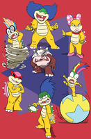 Koopalings - We Would Like To Play by JSHerstein