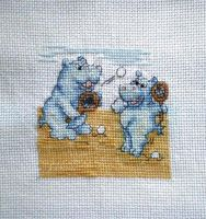 Hippo play (pattern too) by Astraan