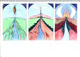 2008 -apolcalyptic landscapes by wundercookie