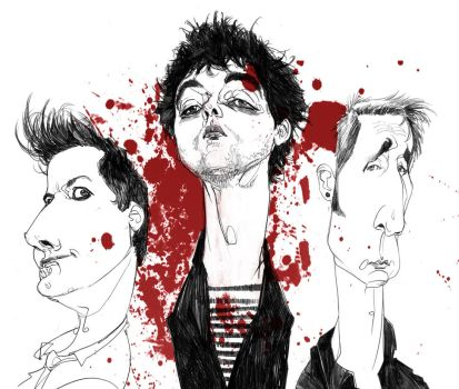 Green Day by maritze