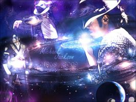 Michael Jackson by Areisha