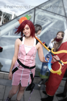 Cosplay: Kingdom hearts by palmereap