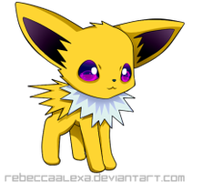Jolteon Icon by RebeccaAlexa