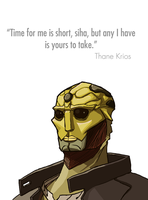 Thane by polwalker