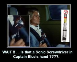 A Sonic Screwdriver in Captain Scarlet ???? by DoctorWhoOne