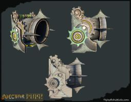 Pulp! small cannon by Tejayfc
