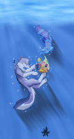 Underwater Playtime by Songficcer