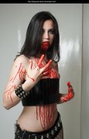 rifka blood1 by ladysivali-stock