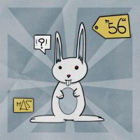56 - the rabbit by m-A-s