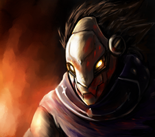 Darksiders Strife another quick paint by Mellamo