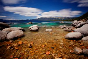 Tahoe's East Shore by sellsworth