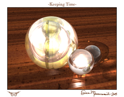 Keeping Time by DementdPrncess