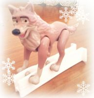 RARE BALTO FIGURE by LAUBoZ