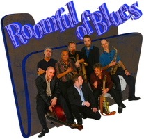 Roomful of Blues Music Folder by CBDave