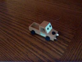 Wooden Mater by Luckybug76