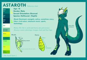 Astaroth reference sheet by Arseniks