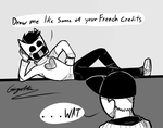 French Credits by GingaAkam