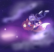 So much Time and Space in this Galaxy of ours by Tabersnack