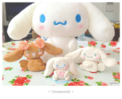 The Cinnamoroll Family by omfgitsara