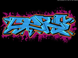 Cers graffiti by Scash