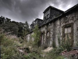 abandonned building by 87andy87