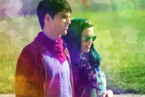 Colin and Katie by XeniaJenny