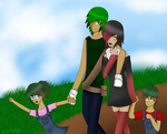 .:Thadawn:. Family Time by bms408