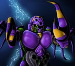 Mad with Power by mortalshinobi