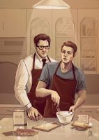 Kingsman: Bon Apetit by MisterLIAR