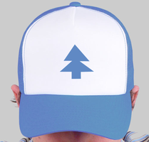 dipper hat by credechica4