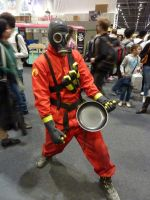 Team Fortress 2 Pyro by Generalsupertoad