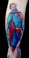 superman by tat2istcecil