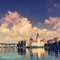 Beautiful Prague by IsacGoulart