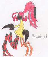 CE- 3 Way Fusion: Mawnisect by Flairina