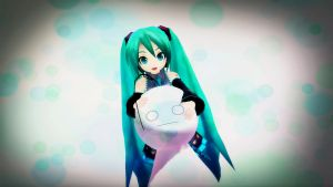 Miku and Cry (CryoticMonki) by jrikkocabatasedit