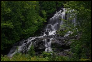 Beaverbrook Falls by BibbyBear