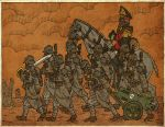 On the March (1) by comrade-commissar