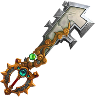 Keyblade of the Last Emperor by ChaosSummers