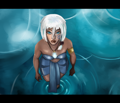 Kida by Caitllin