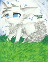 Art Trade Goodwolf by RedNoctali
