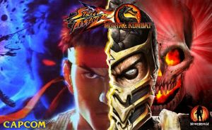 Mortal Kombat X Street Fighter by 2321351scorpion