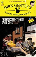 Dirk Gently's Holistic Detective Agency TPB cover by RobertHack