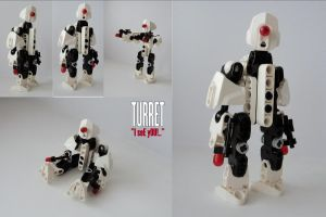 Turret by Tails-N-Doll