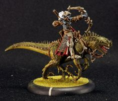 Legion of Everblight Raptor conversion by StudioSFS