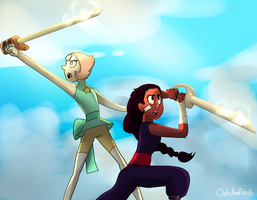 Can't Forget the Flying Eggplant by OatsAndToast