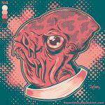 Admiral Ackbar by SuperEdco