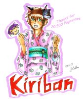 20.500 Pageviews by Knorke-chan
