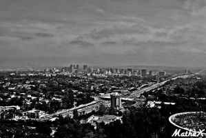 Los Angeles by TLL-MatheX