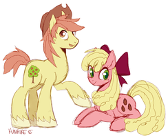 AJ Parents by Kunaike