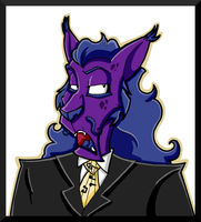 Sly C. - Rant Ludwig, Rant by KaylaTheDragoness